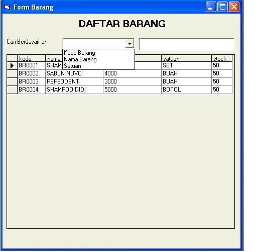Membuat Form Aplikasi Database Menggunakan Microsoft Office Access